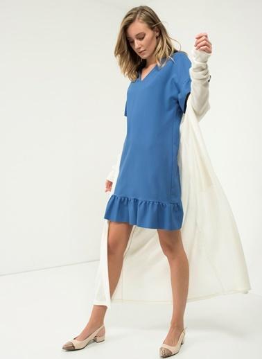 Fırfırlı Elbise People By Fabrika